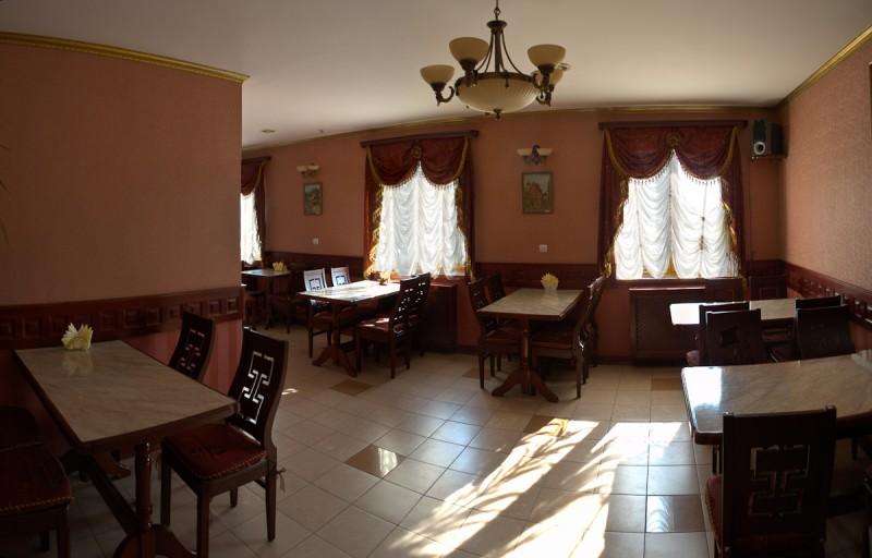 Кафе, большой зал (корп. 1)