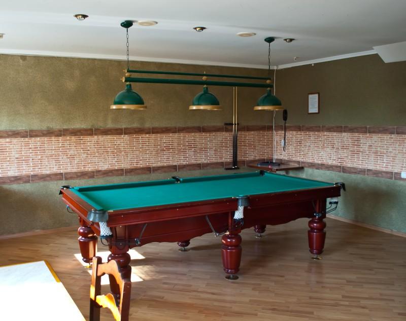 Billiards (Building 1)